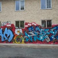 Copenhagen-Walls-May-2016_Graffiti_Spraydaily_19_Pam, Azez, HBS