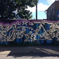 Copenhagen Walls September 2016_Graffiti_Spraydaily_02_Smag, PT, NM