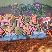 Copenhagen Walls September 2016_Graffiti_Spraydaily_13_Kobie, DUA