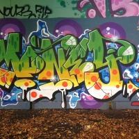 Copenhagen Walls September 2016_Graffiti_Spraydaily_14_Money, DUA