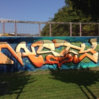 Copenhagen Walls September 2016_Graffiti_Spraydaily_19_Nasty, AIM