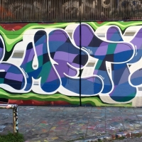 Wednesday Graffiti Walls Spraydaily 001_Smet_AOD