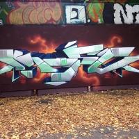 Wednesday Graffiti Walls Spraydaily 002_MESO Photo @astrocapcph