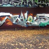 Wednesday Graffiti Walls Spraydaily 002_Photo @astrocapcph