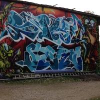 Wednesday Graffiti Walls Spraydaily 002_SABE SKETZH Photo @astrocapcph