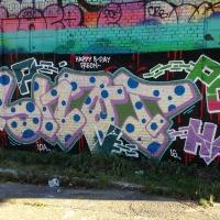 Wednesday Graffiti Walls Spraydaily 002_SNOF Photo @astrocapcph