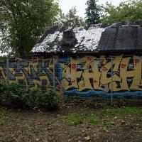 Wednesday Graffiti Walls Spraydaily 002_Trik Fach 1UP_Berlin