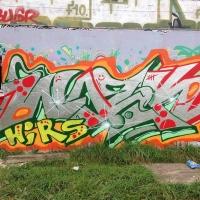 Wednesday Graffiti Walls Spraydaily 002_WAZK Photo @astrocapcph