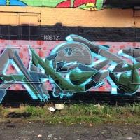 NASTY_Graffiti_Spraydaily_Wednesday Walls_Photo @Astrocapcph